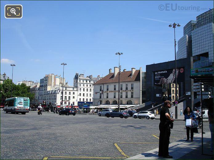 Place De La Bastille Les Grandes Marches