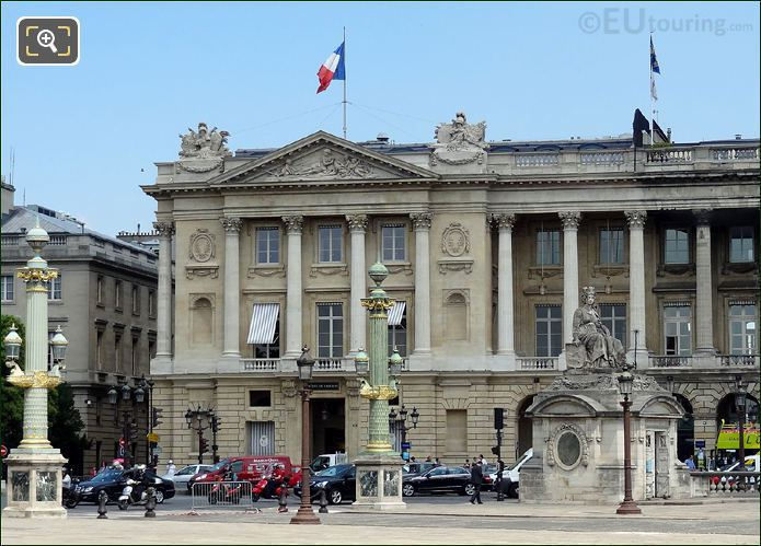 Place De La Concordes Hotel De Crillon