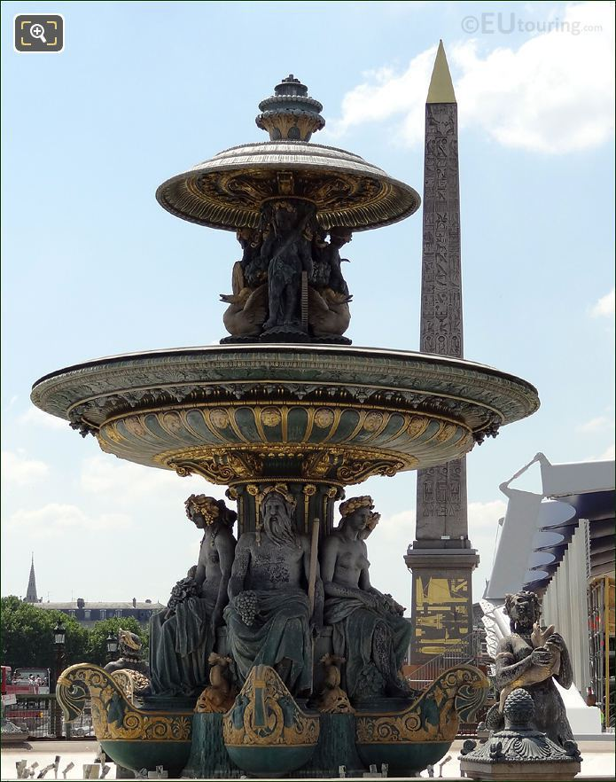 Photo Of Place De La Concorde