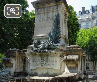 Francois Vincent Raspail Monument