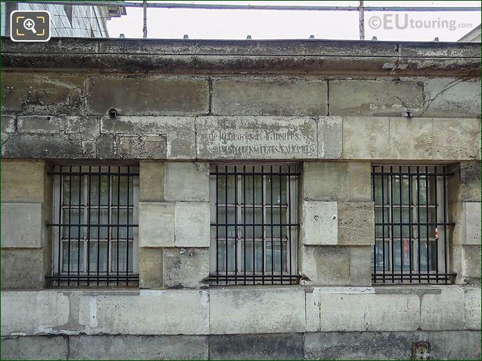 NE Corner Of West Barriere d'Enfer Building