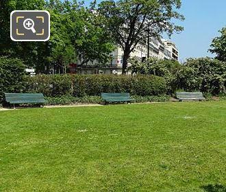 NE Corner Of Square Claude Nicolas Ledoux