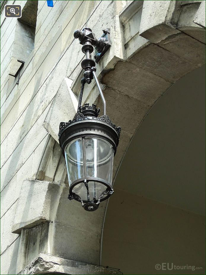 Hanging Lamp East Barriere d'Enfer Building