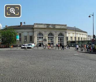 Gare Denfert-Rochereau