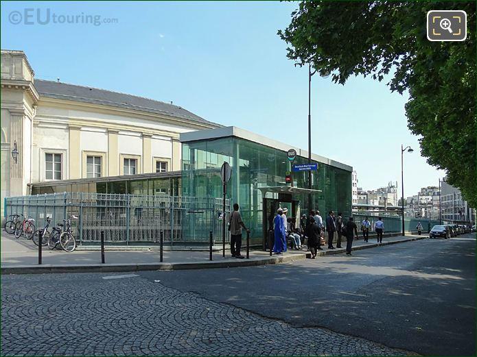 South Wing Gare Denfert-Rochereau Station