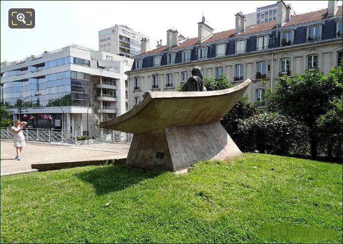 Place Des Martyrs Juifs Du Velodrome D'Hiver