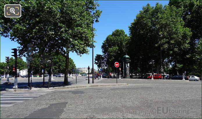 Place Valhubert And Pont d Austerlitz