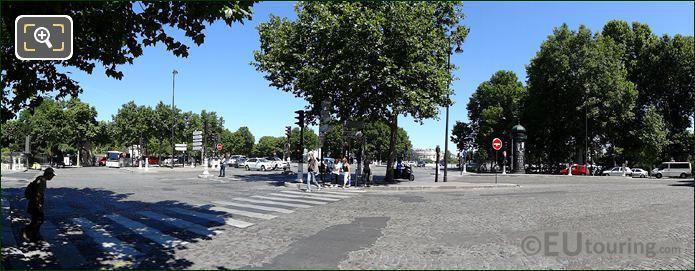 Place Valhubert In Paris