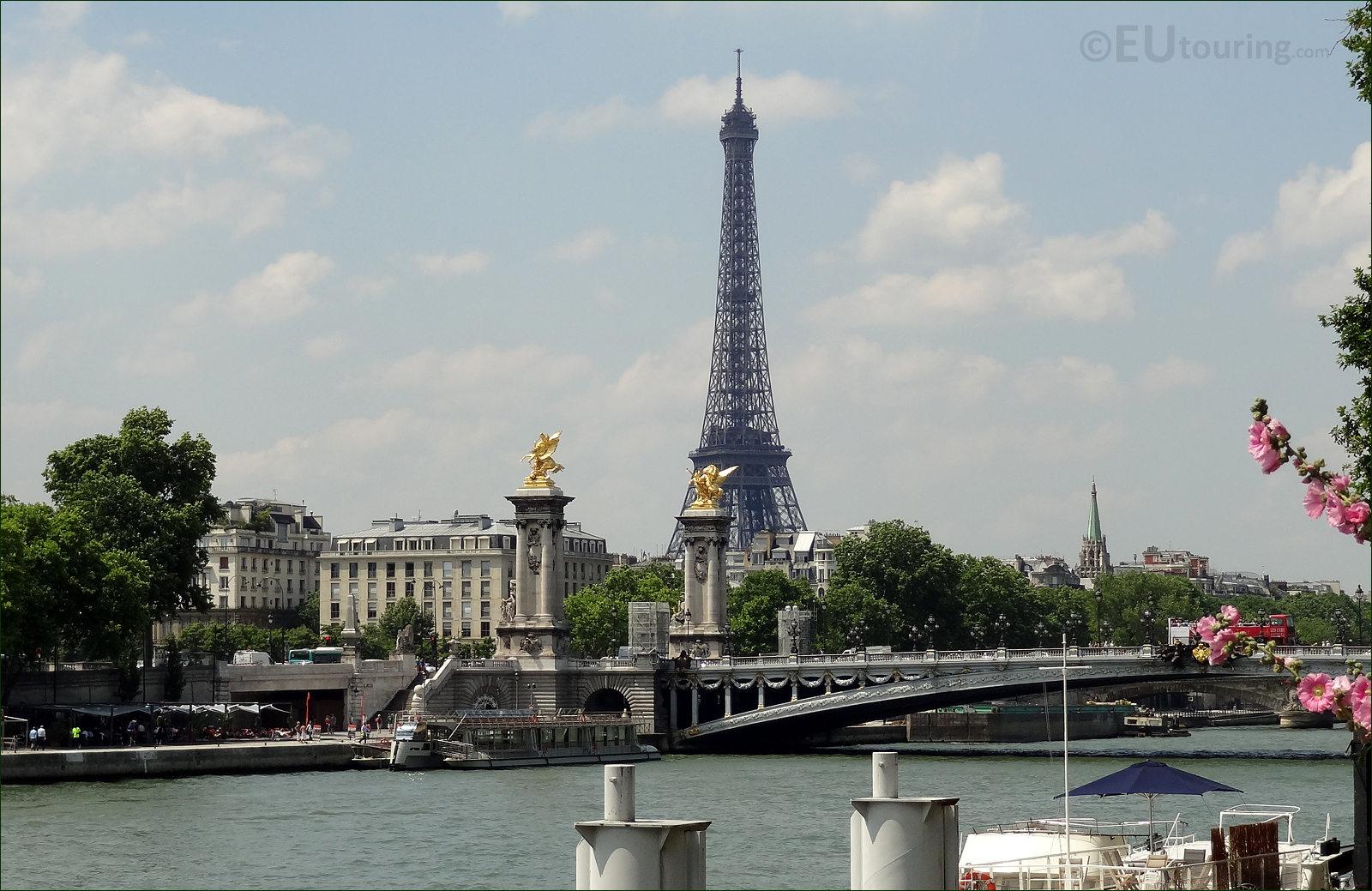 HD Photos Of Pont Alexandre III Bridge In Paris