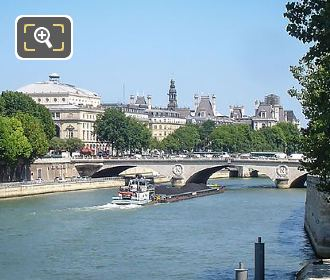 Pont Au Change Bridge