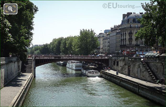 Pont Au Double 4th Arrondessiment Paris