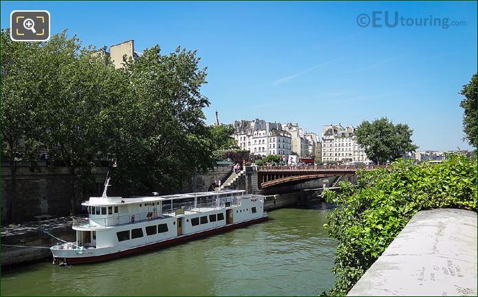 Pont Au Double And Quai De Montebello