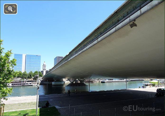 Pont Charles De Gaulle North Side