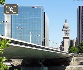 Pont Charles De Gaulle And Natixis