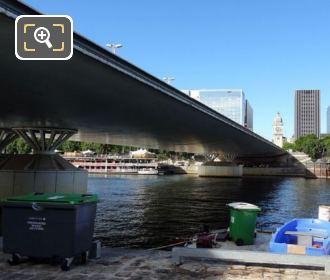 Pont Charles De Gaulle South Side