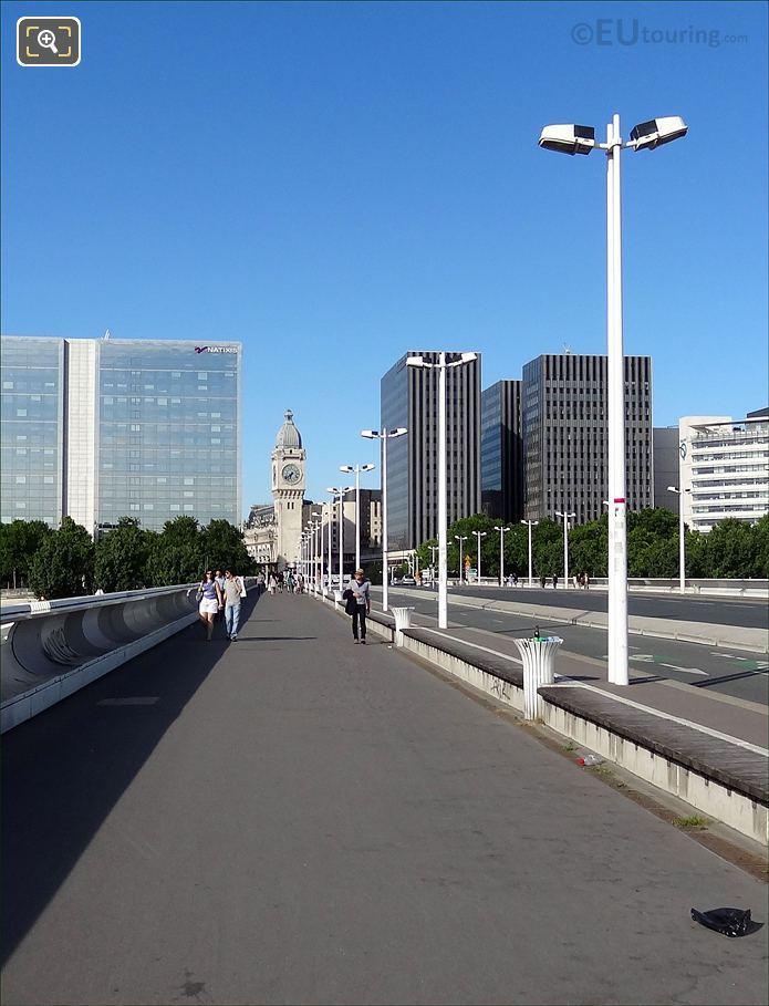 Pont Charles De Gaulle Top