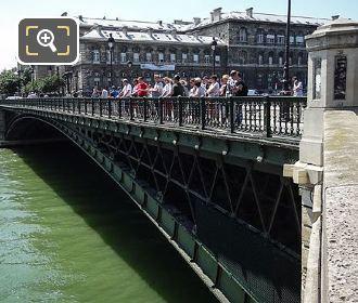 Pont d Arcole Eastern Side