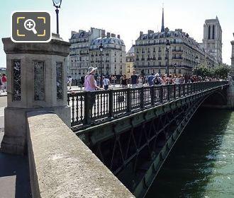 Pont d Arcole Western Side