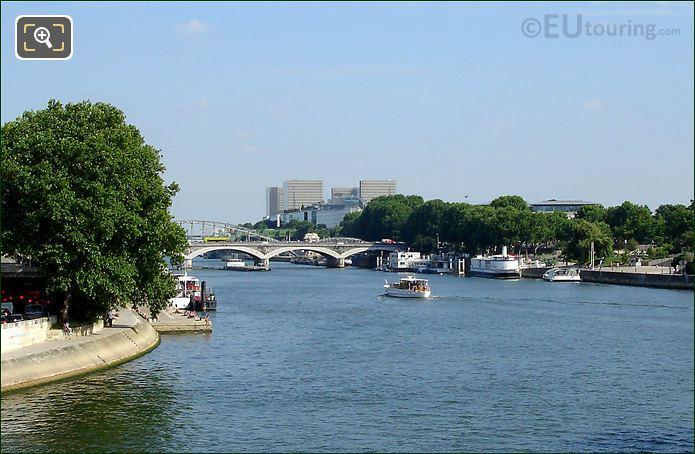 Pont d Austerlitz From Boulevard Henri IV