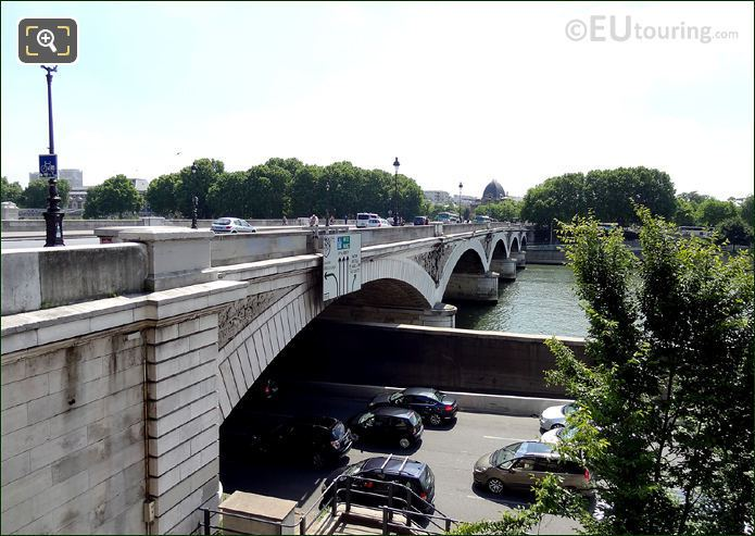 Pont d Austerlitz And Voie Mazas