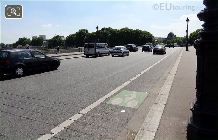 Pont d Austerlitz Traffic