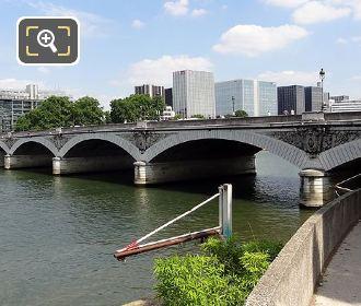 Pont d Austerlitz Arches