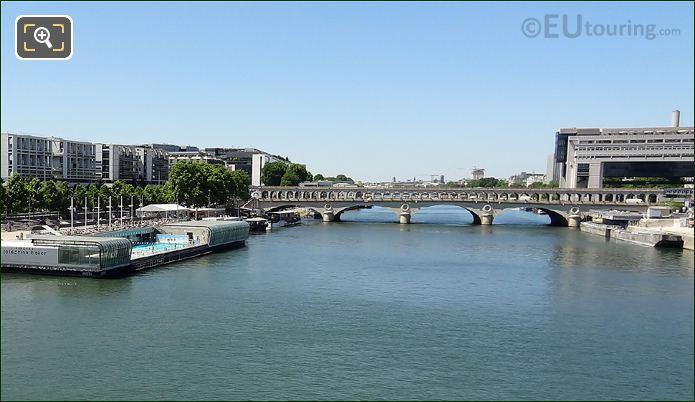 Pont De Bercy Five Arches