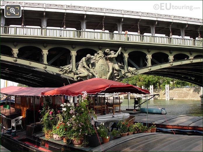 Ironsmith Riveters On The Pont de Bir-Hakeim
