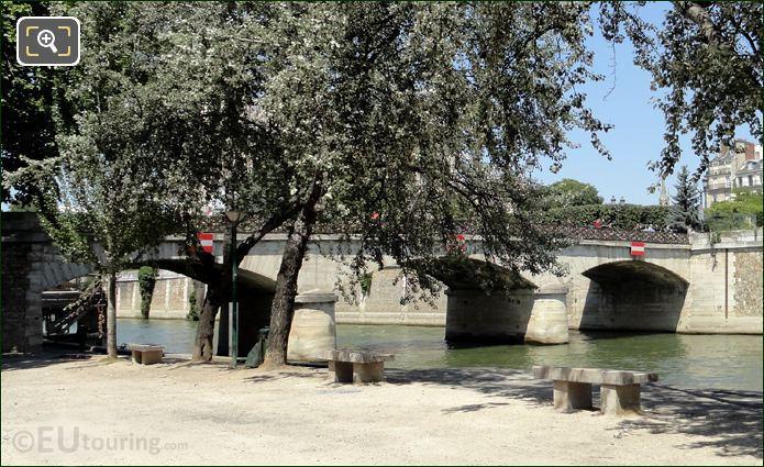 Pont De l'Archeveche Stone Arches