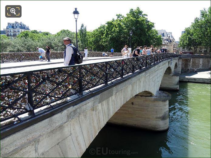 Pont de l'Archeveche Bridge