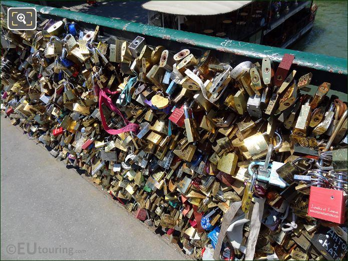 Photo Of Pont De L'Archeveche In Paris