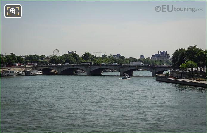 Pont De La Concorde Quai Tuileries Quai d Orsay