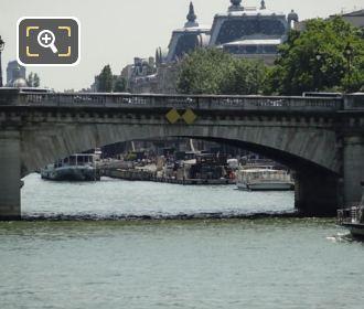 Pont De La Concorde Arch