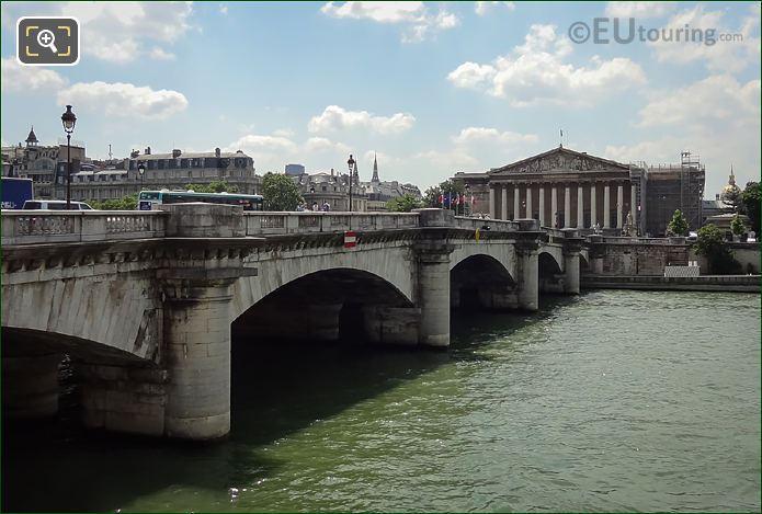 Pont De La Concorde Westside