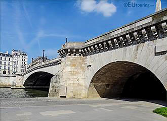 Tournelle Bridge In Paris