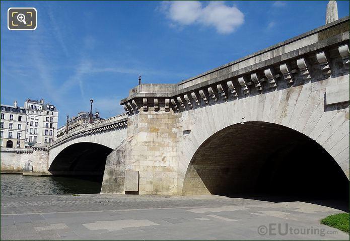 Pont De La Tournelle Western Side