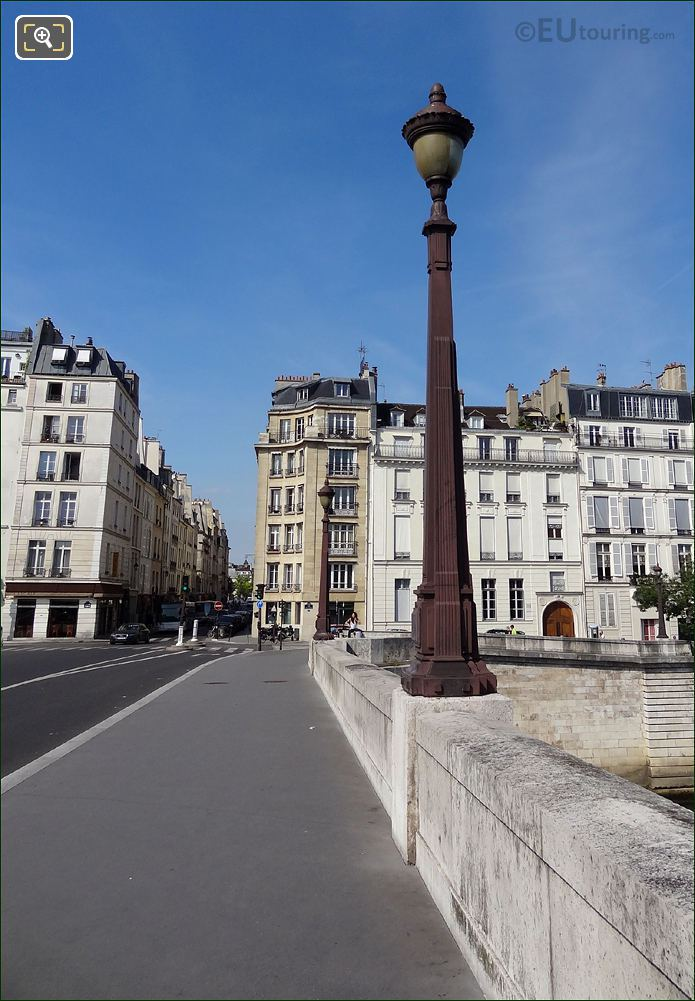 Pont De La Tournelle Lamp Post