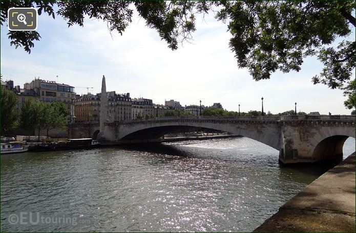 Pont De La Tournelle Paris