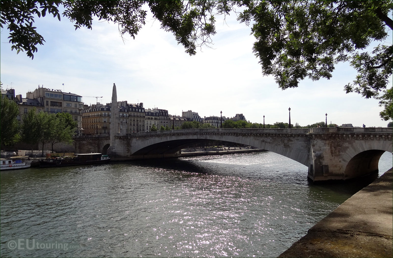 Hd Photographs Of Pont De La Tournelle In Paris France