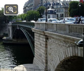 Pont De Sully Northern Section