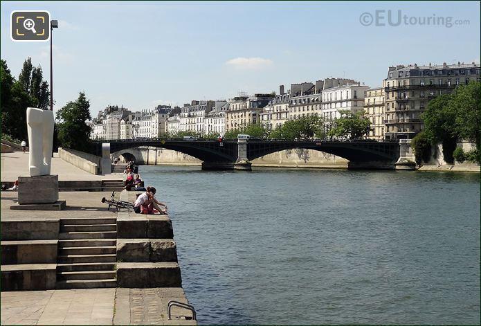 Pont De Sully Paris