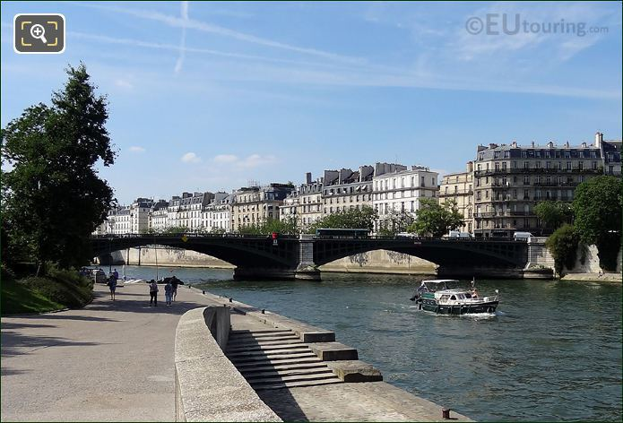 Pont De Sully Southern Section
