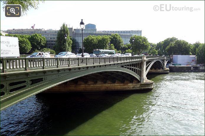 Pont De Sully Traffic