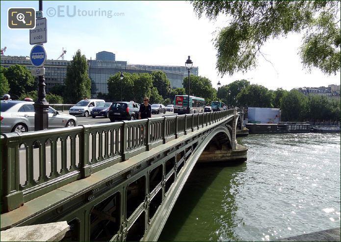 Pont De Sully Iron Railings