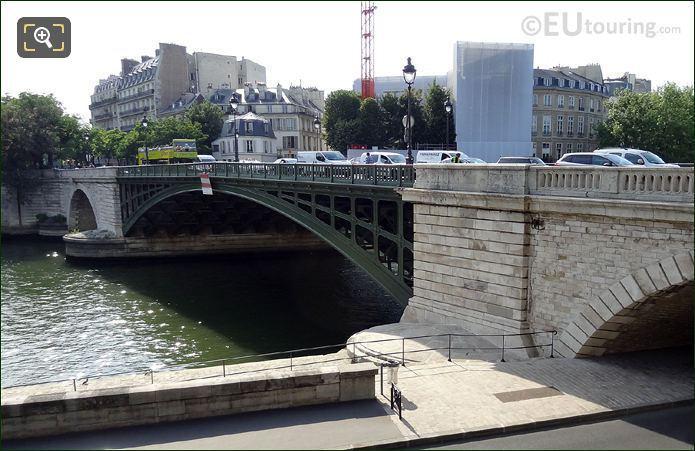 Pont De Sully From Quai Henri IV