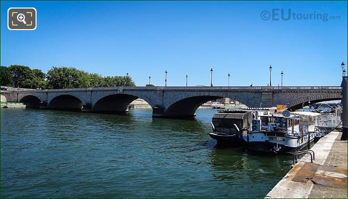 Pont De Tolbiac Western Side