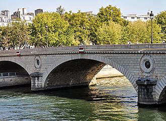 Pont Louis Philippe Ile Saint Louis