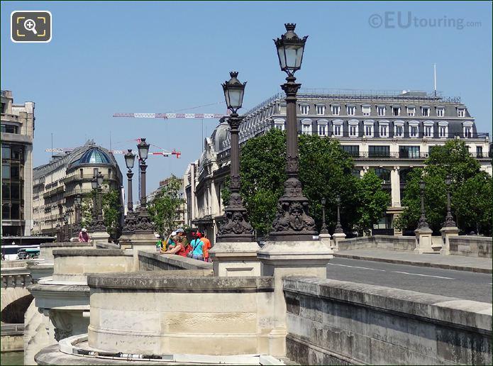 Pont Neuf The Oldest Bridge In Paris