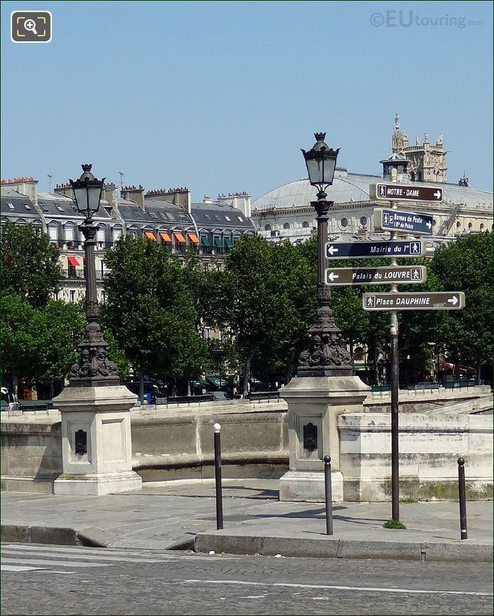 Bastion On The Pont Neuf