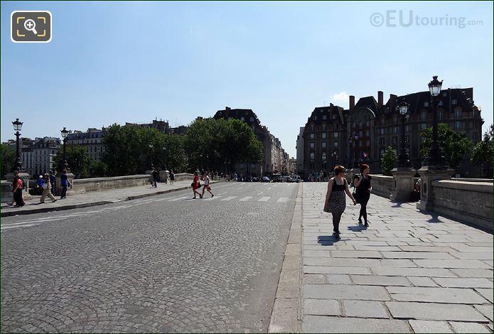 Photo Of The Pont Neuf Bridge In Paris